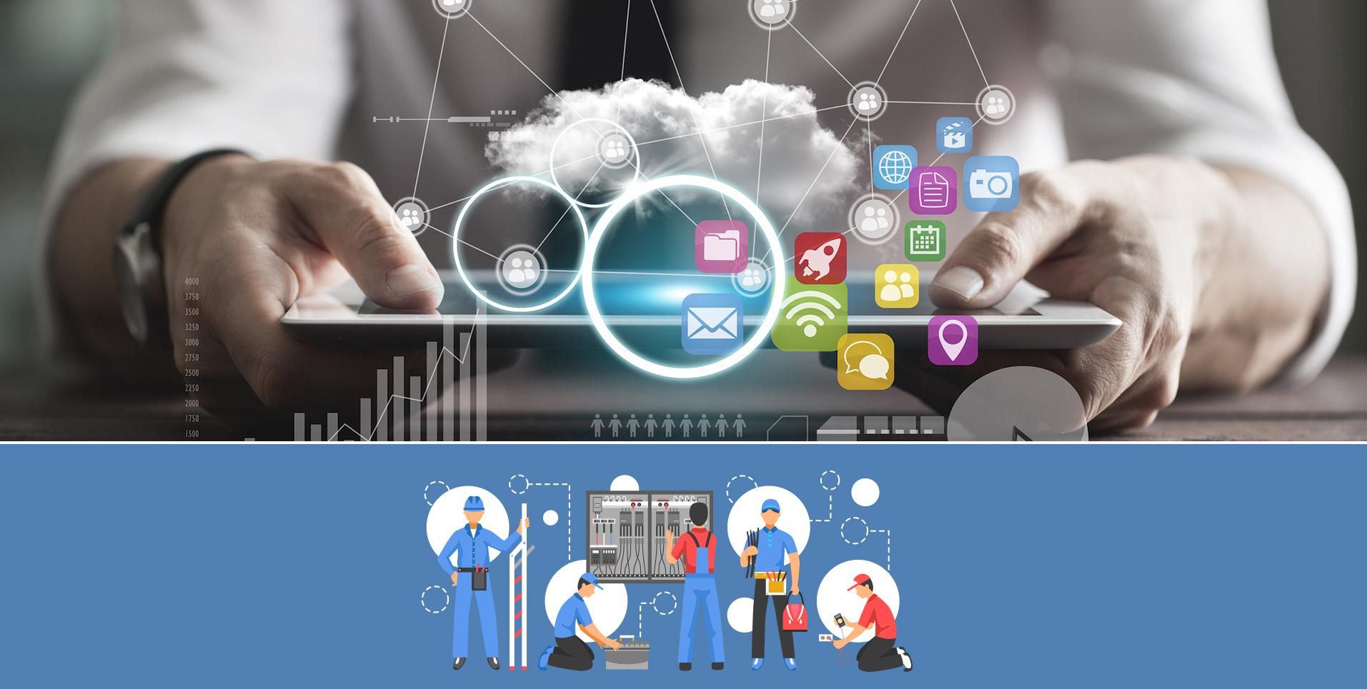 Phần mềm quản lý MES và ERP có điểm gì khác nhau?