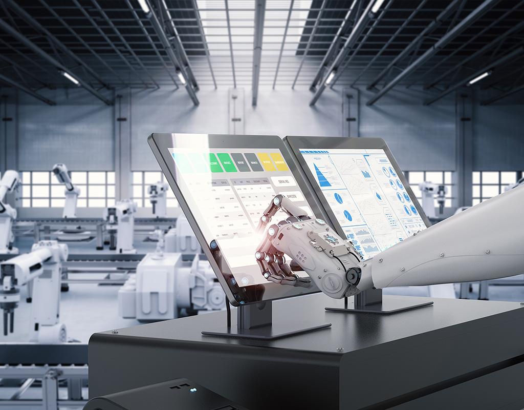 Bước phát triển vượt bậc của công nghệ vào sản xuất từ mô hình nhà máy thông minh