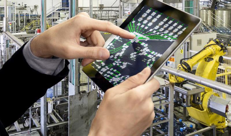 Nhà máy thông minh và những ứng dụng công nghệ số